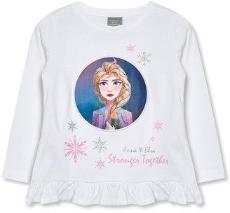 M&Co Disney Frozen 2 holographic t-shirt (2-8yrs)