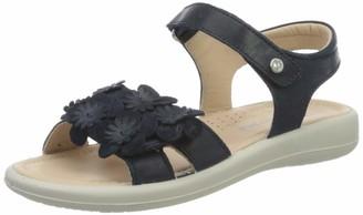 Naturino Girls Capri Ankle Strap Sandals