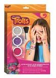Fashion Angels Dreamworks Trolls Glitter Tattoo Kit
