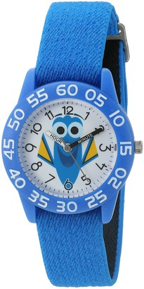 Disney Boy's 'Finding Dory' Quartz Plastic and Nylon Watch