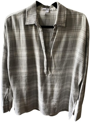 James Perse Grey Wool Top for Women
