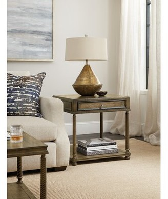 Hooker Furniture Vera Cruz End Table with Storage
