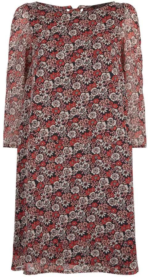 Claudie Pierlot Floral Hippy Dress