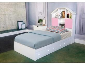 Harriet Bee Beckner Luxurious Chest Full Storage Platform Bed