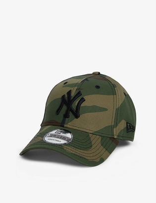 New Era 9FORTY New York Yankees cotton baseball cap