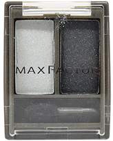 Max Factor Colour Perfection Duo Eye Shadow, No.470 Star-Studded Black by