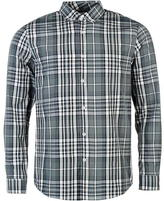 Soviet Light Wight Check Shirt Mens