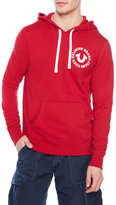 True Religion Red Pullover Hoodie