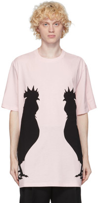 Loewe Pink Rooster T-Shirt