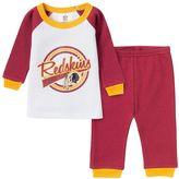 Gerber Baby Washington Redskins 2-Piece Thermal Pajama Set