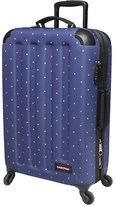 Eastpak Tranzshell M Luggage Dot Blue