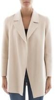 Theory Women's Beige Wool Jacket.