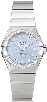 Omega unworn 2019 Constellation watch 27mm
