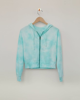 Splendid Sundown Joey Hoodie in Tie Dye
