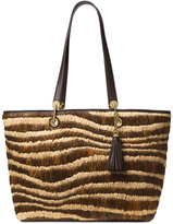 MICHAEL Michael Kors Malibu Large East West Top Zip Tote