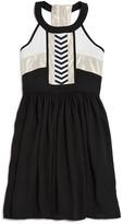 Bardot Junior Girls' Goldie Tribal Print Dress