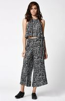 Billabong Native Waves Cropped Gaucho Pants