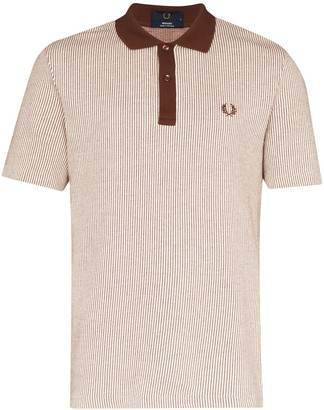 Fred Perry Two-Tone Polo Shirt