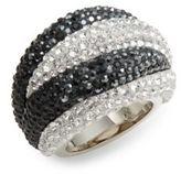 Swarovski Appolon Crystal Dome Ring