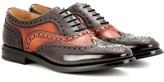 Church's Burwood Polished Leather Brogues
