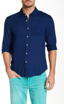 Joe's Jeans Joe&s Jeans Single Pocket Slim Fit Shirt