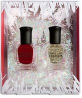 Deborah Lippmann Ice Queen Fashion Size Nail Polish Duet