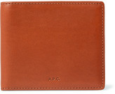 A.p.c. - Leather Billfold Wallet