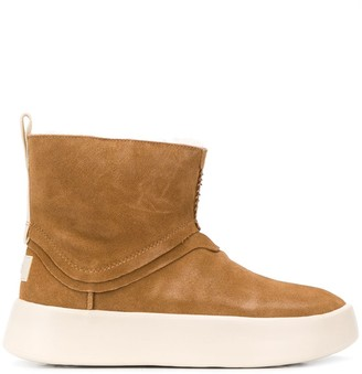 UGG Snow Ankle Boots