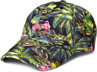 Ralph Lauren Tropical Cotton Chino Ball Cap