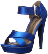 Michael Antonio Women's Ranae Sat Dress Sandal