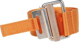 Heron Preston Cintura Tape Classic Buckle