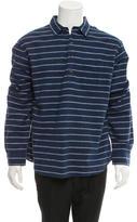 Alex Mill Striped Single Pocket Popover w/ Tags