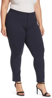 NYDJ Stretch Ankle Pants (Plus Size)