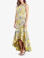 Damsel in a Dress Leela Floral Print Maxi Dress, Multi