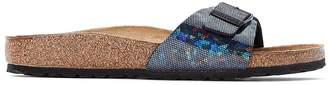 Birkenstock Madrid Flat Sliders with Sequins