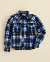 Sovereign Code Infant Boys' Zona Plaid Shirt - Sizes 12-24 Months