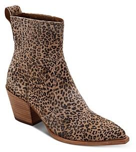 dolce vita animal print shoes