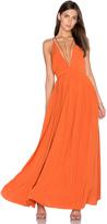 Lucy Paris Celine Maxi Dress