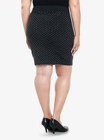 Torrid Studded Mini Skirt