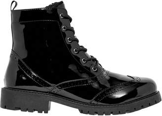 Vero Moda Gloria Faux Leather Boots