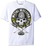 Metal Mulisha Men's Plus Size Deegan Built to Ride T-Shirt