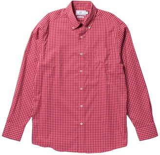 Southern Tide Cookout Gingham Regular Fit Performance Shirt