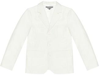 Bonpoint Jameson linen and cotton blazer