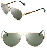 Toms Maverick Sunglasses, 60mm