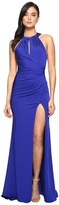 Faviana Faille Satin Keyhole 7890 Women's Dress