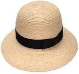 Cloche Justine Hats Straw Hat
