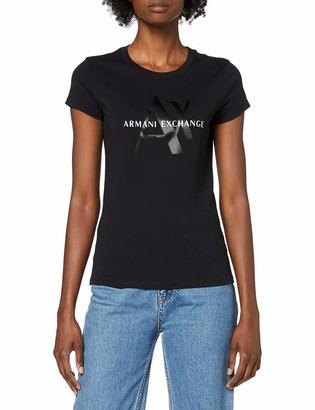 Armani Exchange Women's Shadow T-Shirt