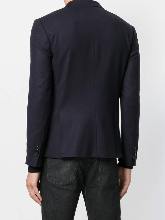 Neil Barrett single breasted blazer