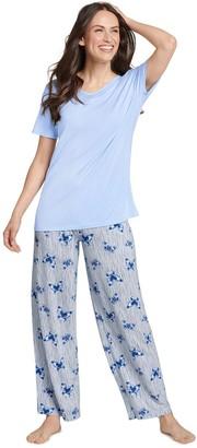 Jockey Women's Cooling Comfort Pajama Set
