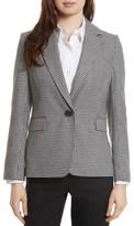Helene Berman Women's Mini Check Blazer